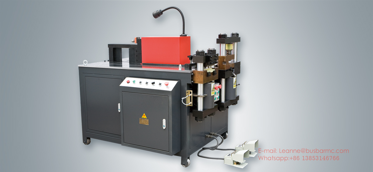 copper bar bending machine