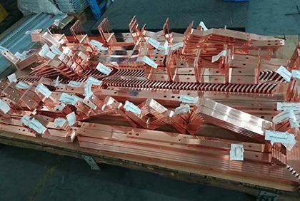 busbar bending machine service